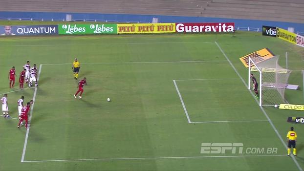 Veja os gols de Vila Nova 3 x 0 CRB