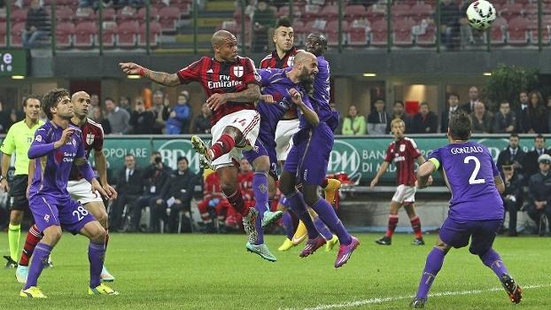 Fiorentina x Milan