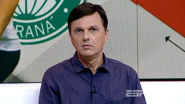 Mauro apoia união entre Atlético-PR e Coritiba: 'Momento importante para o futebol'