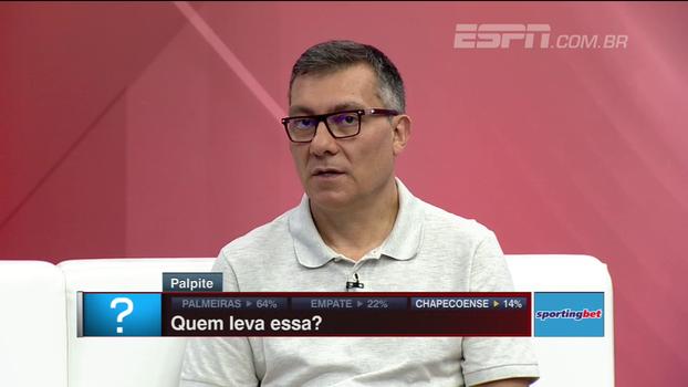 Calçade: 'A sensação do Palmeiras que se tem é que o ano acabou, e agora o time vai jogar amistosos'