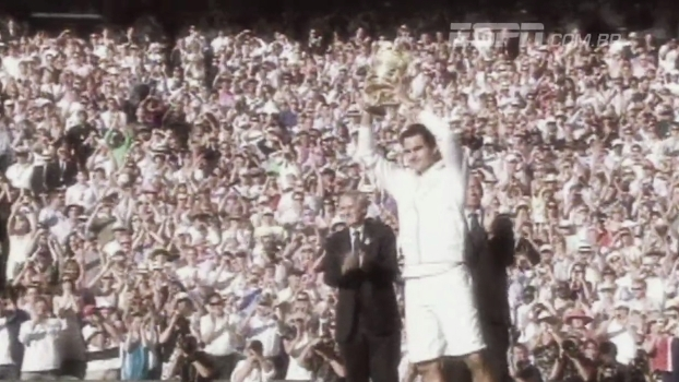 Em 2009, Roger Federer conquistou 6º título de Wimbledon
