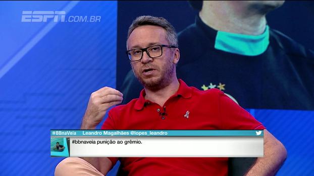 Maurício Barros diz que espionagem do Grêmio fere o fair play: 'É algo eticamente condenável'