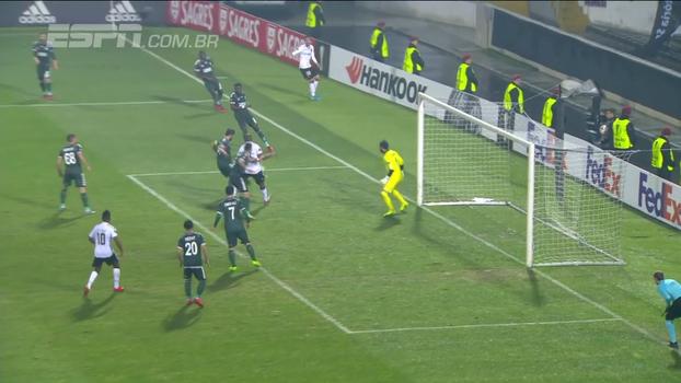 Vitória Guimarães e Konyaspor empatam em Portugal e acabam eliminados