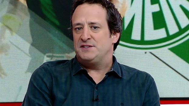 Gian concorda que Palmeiras é o time a ser batido em São Paulo e elege equipes mais fortes do Brasil