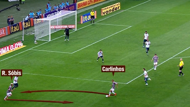 PVC exalta posse de bola do Fluminense: 'Está dando gosto ver jogar'