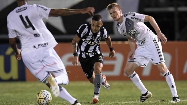 Brasileiro: Gols de Botafogo 1 x 1 Ponte Preta