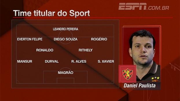 Depois de Sport poupar time, BB Nordeste discute quem poderia se tornar titular da equipe