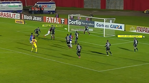 Série B: Gol de Paraná 1 x 0 Figueirense