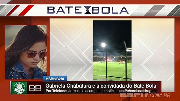 Jornalista no Uruguai: 'Jornais se colocaram contra a atitude dos jogadores do Penarol'