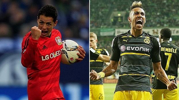 Jogaço! Bayer Leverkusen e Borussia Dortmund se enfrentam nos canais ESPN