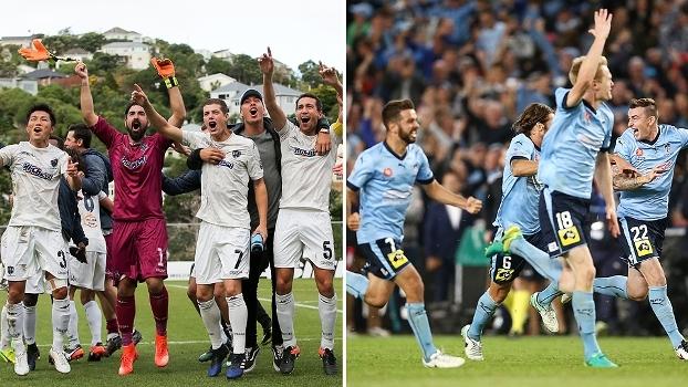 Auckland City é campeão continental; Sydney FC vence melbourne e leva o Campeonato Australiano