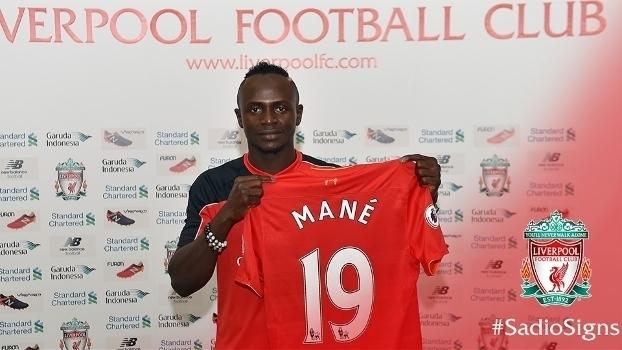 Sadio Mané é o novo reforço do Liverpool; veja gols do atacante senegalês