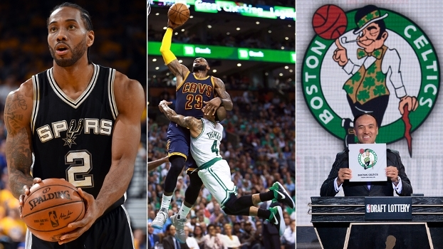 Finais de conferência, jogada polêmica e ordem do draft no 'NBA Countdown Brasil'