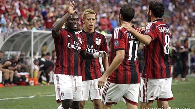 Veja os gols de Milan 3 x 0 Chivas Guadalajara em amistoso internacional