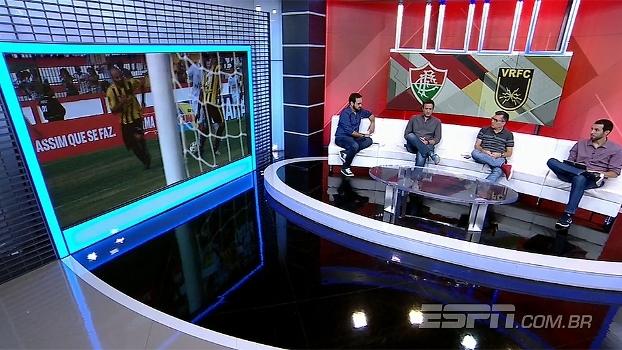 Calçade e Gian destacam desempenho do Fluminense: 'É o time que tem jogado melhor'