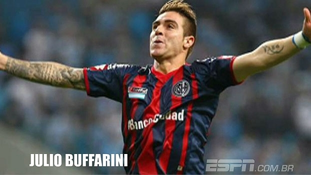 Veja gols de Julio Buffarini, que foi confirmado como reforço do São Paulo
