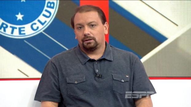 Alê corneta Mano Menezes: 'seus maiores feitos são os títulos da série B'