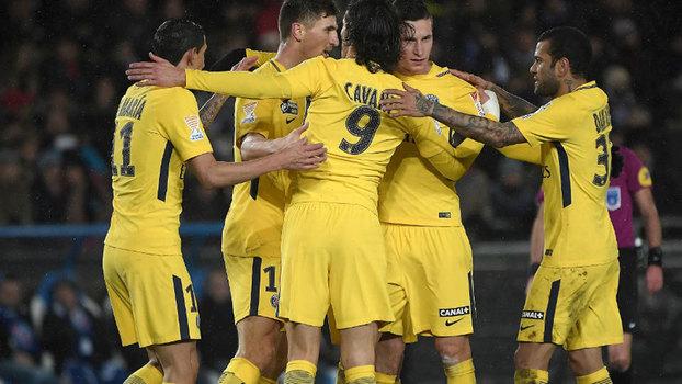 Assista aos gols Strasbourg 2 x 4 PSG
