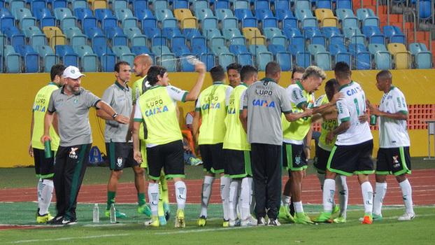 Série B: Gols de Goiás 1 x 1 América-MG