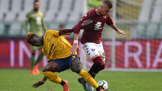 Veja os gols do empate entre Torino 2 x 2 Hellas Verona
