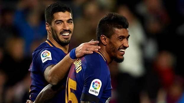 Veja os gols de Barcelona 4 x 0 Deportivo La Coruña