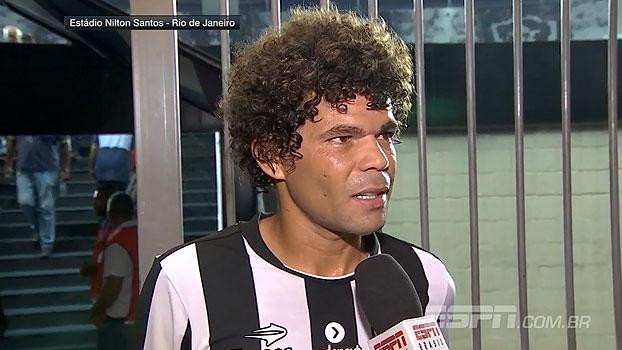 Camilo comemora resultado diante do Olimpia e manda recado à torcida