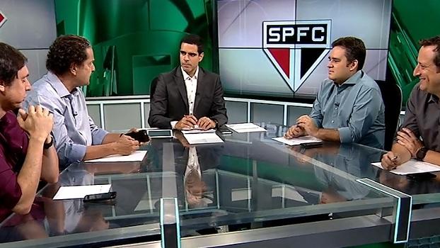 Para Juca, São Paulo jogará em Itaquera como atuou no Mineirão: 'Vai com tudo'