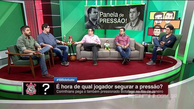 Celso Unzelte: 'Hoje talvez seja o jogo ideal para o Corinthians retomar aquela cara do 1º turno'