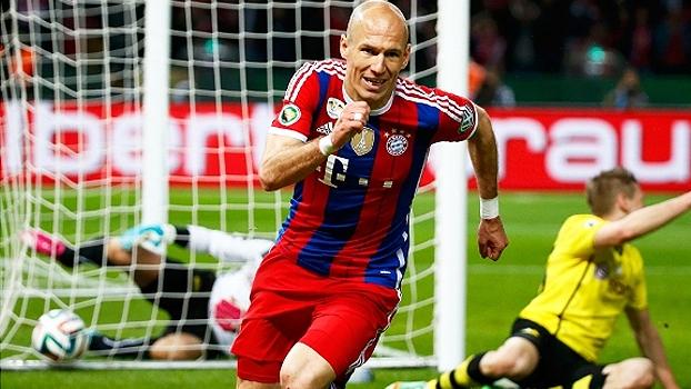 Copa da Alemanha: Gols de Borussia Dortmund 0 x 2 Bayern de Munique