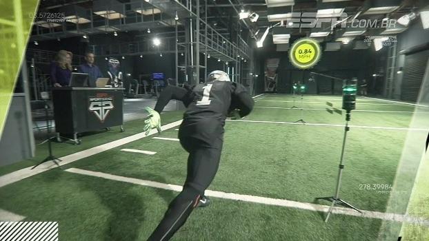 Sport Science: Velocidade de elite! Conheça dois dos melhores receivers do draft da NFL