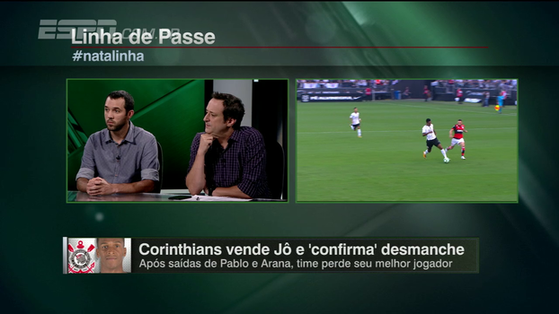 Gustavo Hofman analisa transferência de Jô para o Nagoya Grampus