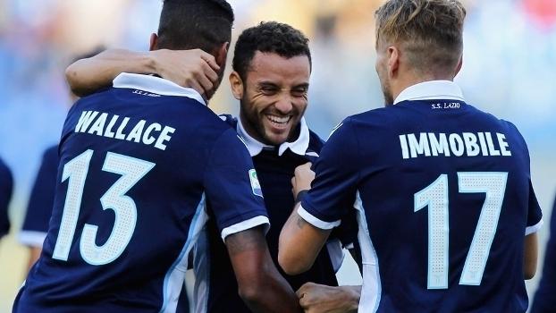 Italiano: Gols de Lazio 3 x 1 Genoa
