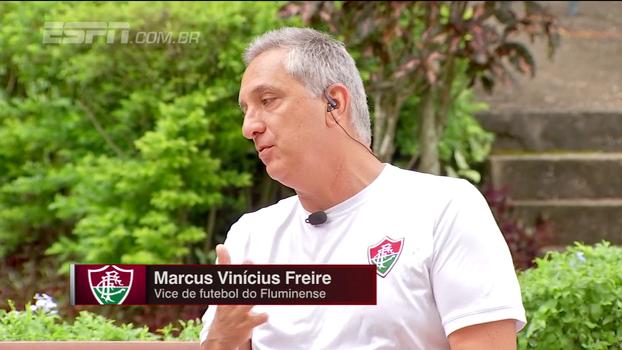 CEO do Fluminense explica dispensa de oito jogadores: 'Economia em torno de R$ 20 milhões por ano'