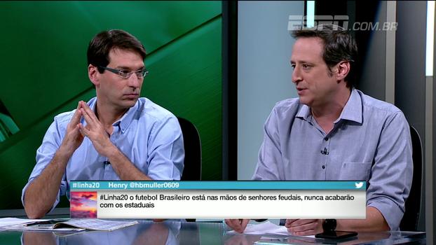 Gian: depois do Corinthians, Flamengo, Palmeiras e Atlético-MG são os responsáveis por campeonato quase decidido