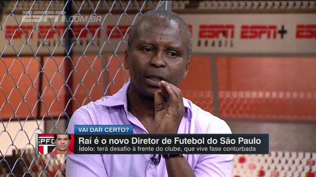 'Resenha ESPN' avalia Raí como diretor do São Paulo e Wladimir aposta: 'Pessoa extraordinária para o cargo'