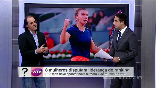 Corrida maluca no US Open? 8 tenistas podem se tornar a nº1 do mundo após o Grand Slam; Meligeni dá as cartas