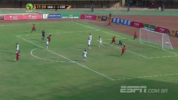 Pelas Eliminatórias Africanas, Uganda vence Congo e segue na caça ao Egito no grupo E