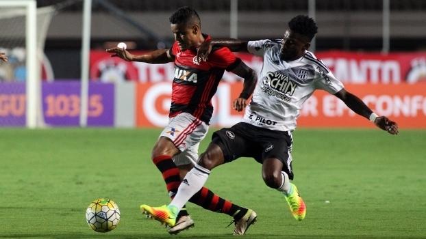 Brasileiro: Gols de Flamengo 2 x 1 Ponte Preta