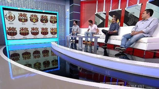 Após mudança de escudo da Juve, confira o logo de alguns clubes e suas mudanças ao longo dos anos