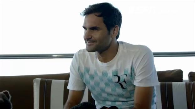 Aposentadoria? Federer: 'Espero que não seja meu último ano'