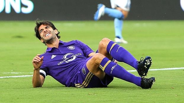 Kaká sai machucado, mas Orlando abre temporada da MLS com vitória sobre time de Pirlo e Villa