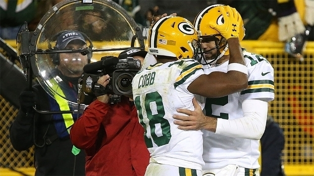 Assista aos lances de Green Bay Packers 26 X 10 Chicago Bears