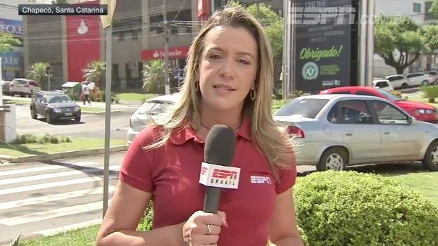 Henzel e Alan Ruschel já estão no Brasil; Gabi Moreira traz informações direto de Chapecó