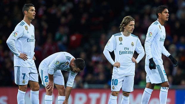 Assista aos melhores momentos de Athletic Bilbao 0 x 0 Real Madrid