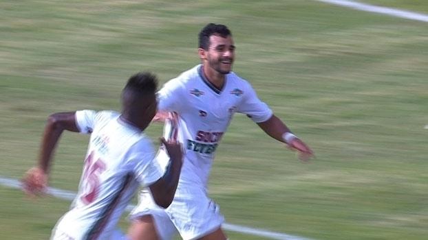 Assista aos gols da vitória do Fluminense sobre o Bangu por 4 a 0
