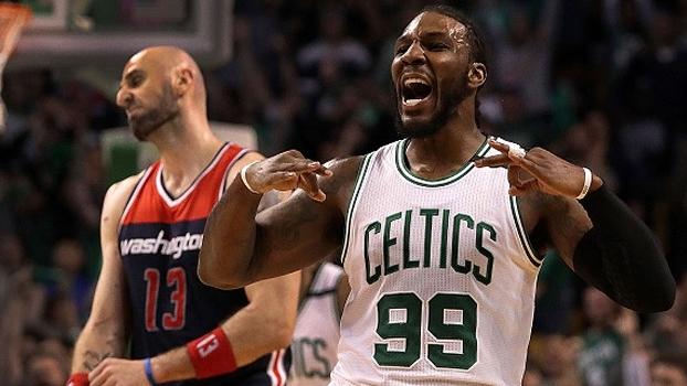 Assista aos lances da vitória dos Celtics sobre os Wizards por 123 a 111!