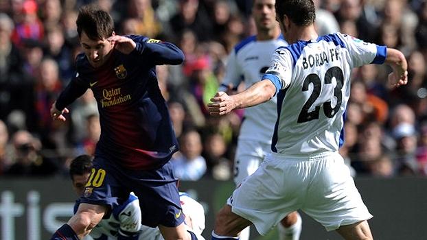 Espanhol: Melhores momentos de Barcelona 6 x 1 Getafe