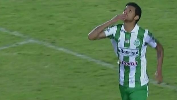 Assista aos gols de Boa Esporte 0 x 2 Juventude