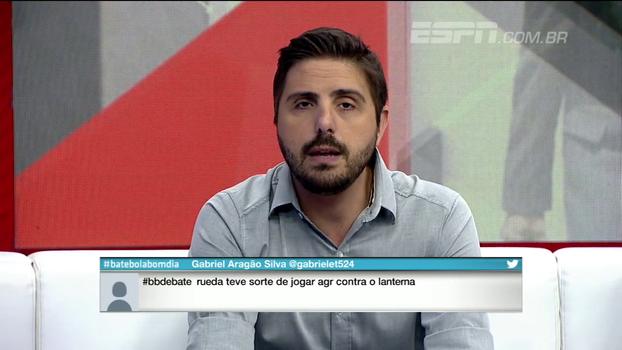 Nicola sobre Conca não ser procurado por outros clubes: 'Me faz pensar que os problemas vão muito além na concorrência'