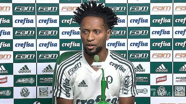 Zé Roberto, sobre desentendimento no rachão do Palmeiras: 'Eu vi aquilo como algo natural'